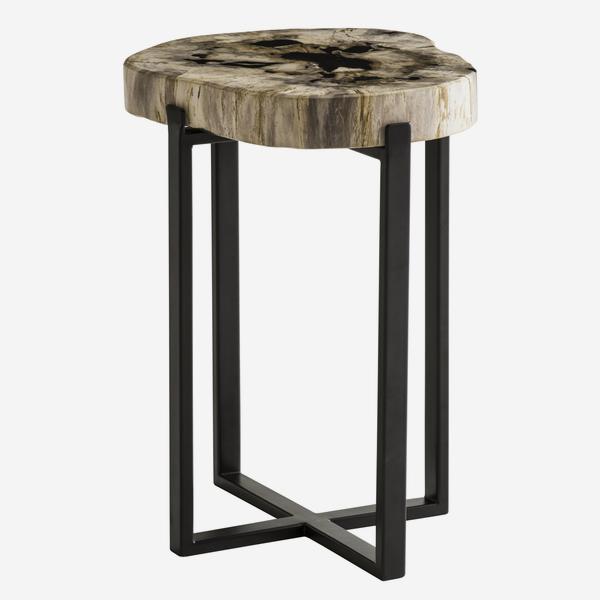 Petrified_Wood_Lamp_Table