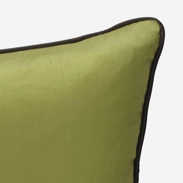 Markham_Lime_Cushion_with_Markham_Chocolate_Piping_ACC2739_