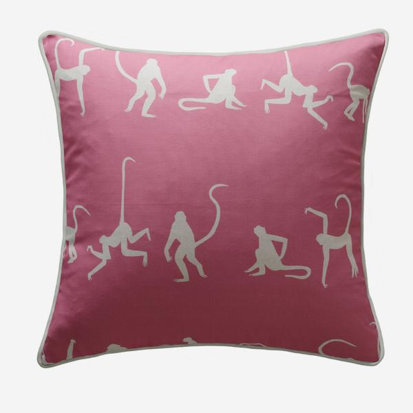 Monkey_Puzzle_Pink_Cushion