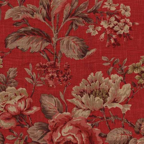 fabric_botanist_red