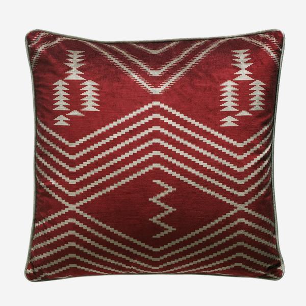 Navaho_Red_Cushion