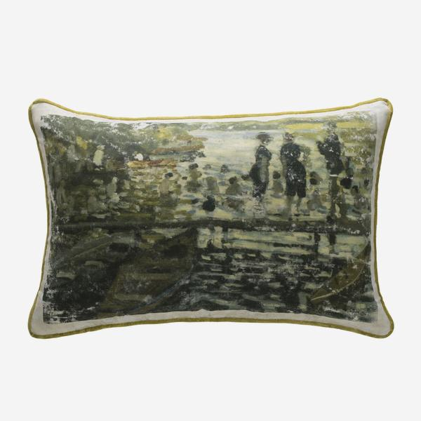 National_Gallery_Monet_Bathers_Cushion_Front