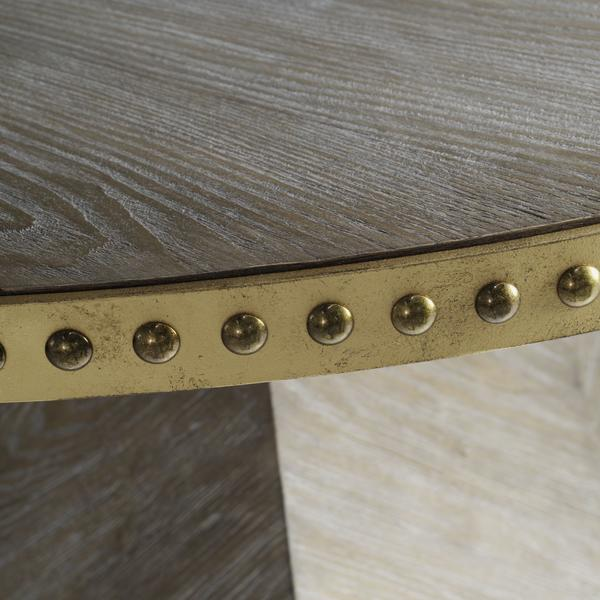 Faubourg_Dining_Table_Gilt_Stud_Detail_DT0047_
