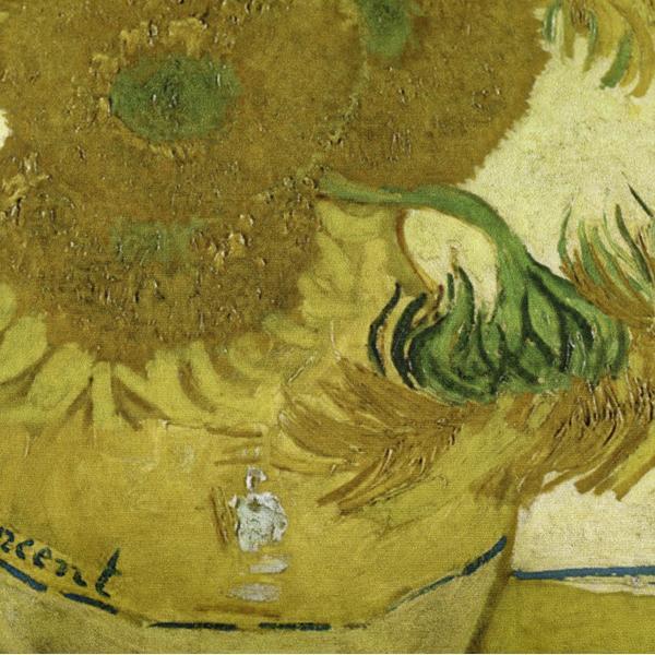 National_Gallery_Van_Gogh_Sunflowers_Cushion_Close_Up