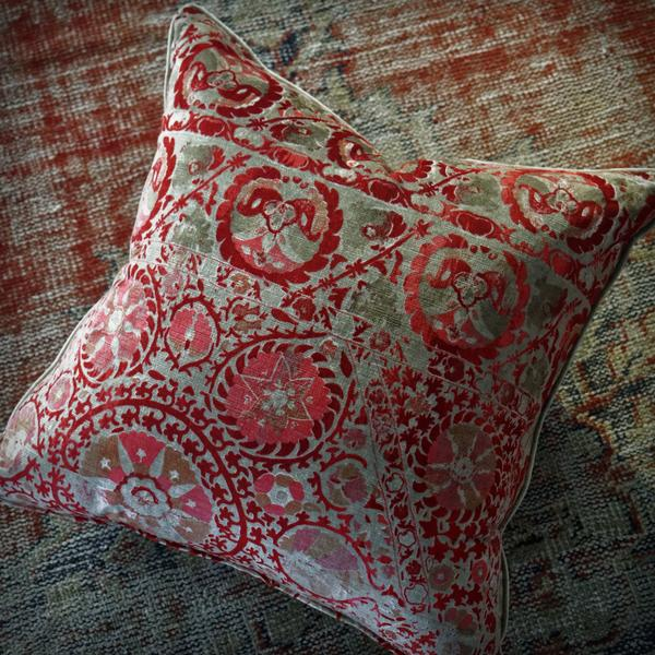 Iznik_Red_Cushion_Lifestyle