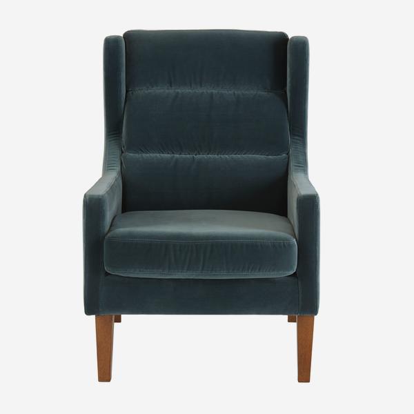HalstonPetrol_chair_front