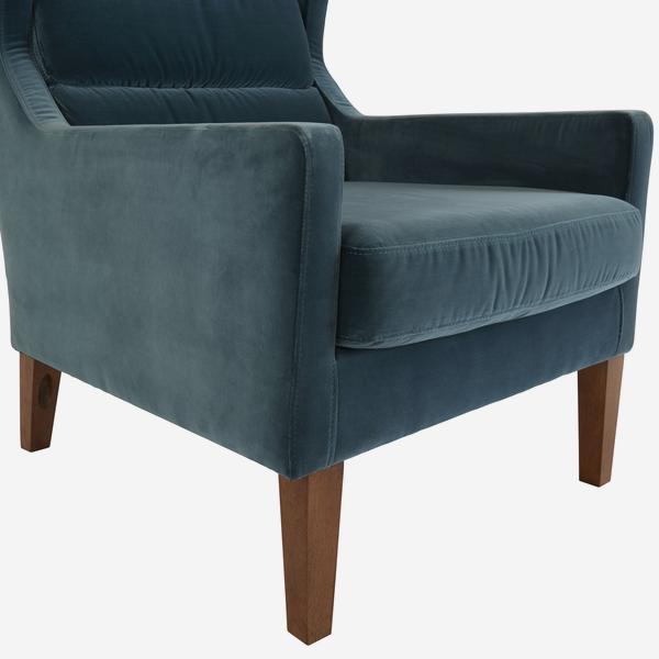 HalstonPetrol_chair_side_detail