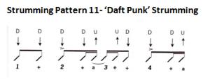 Pattern 11 Daft Punk