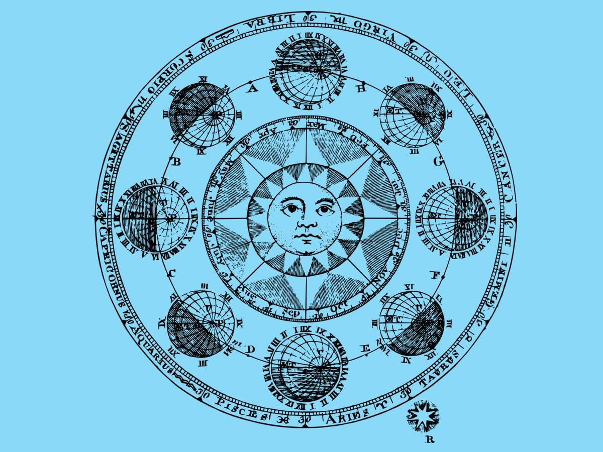 Astrologer in London -standard reading