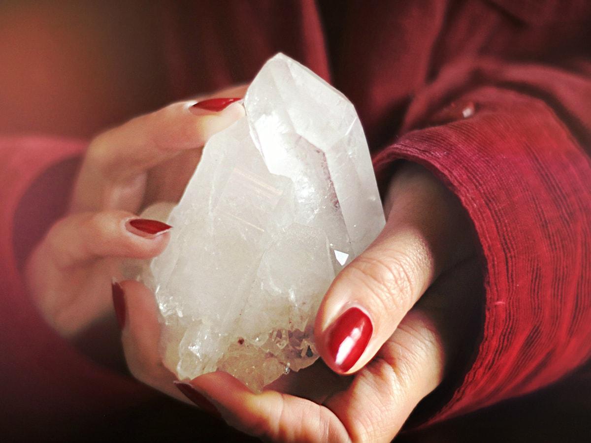 Crystal healing therapy-ancient healing arts