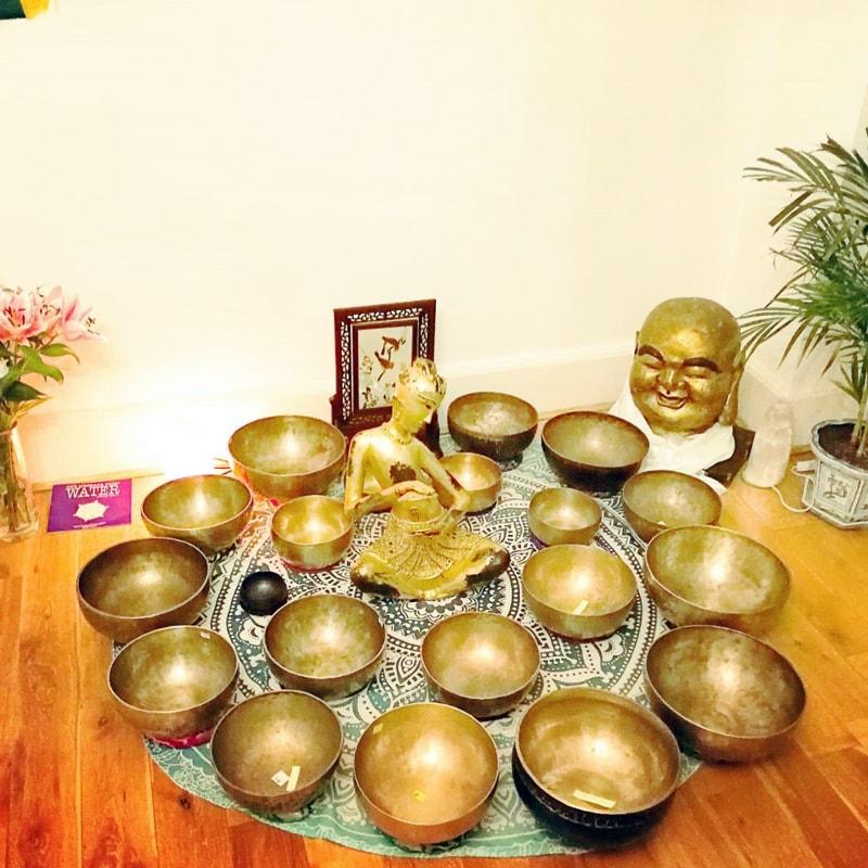 Tibetan Bowl Bath