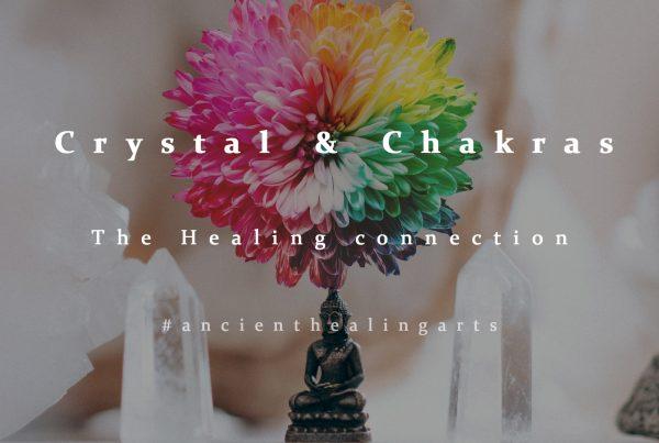 Crystal Healing and Chakras
