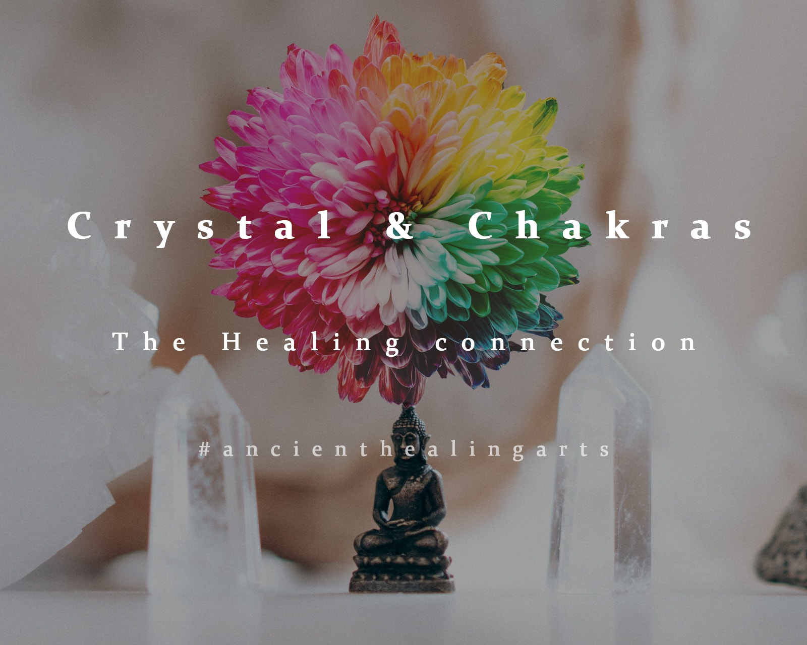 Crystal Healing and Chakras – Did you know?