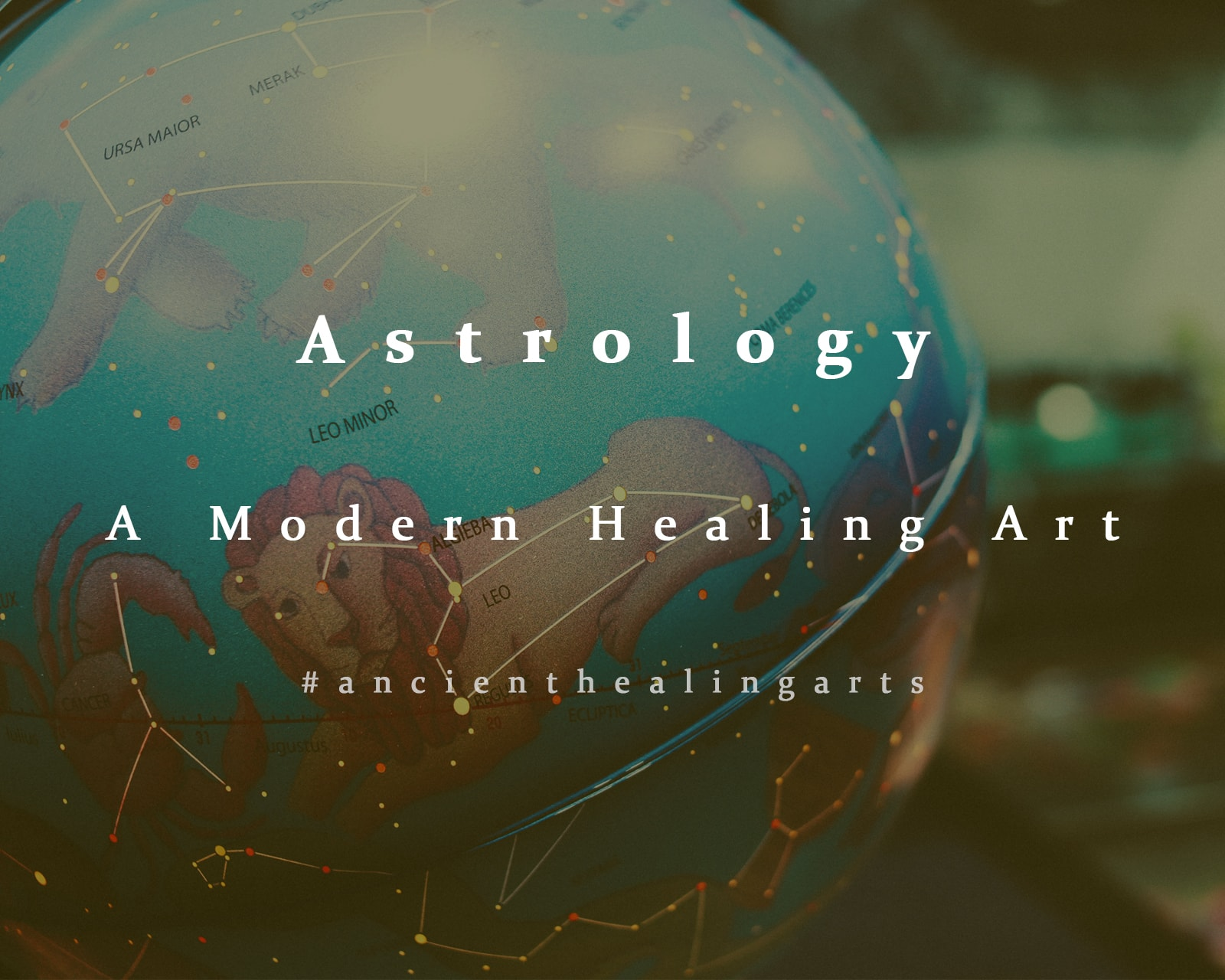 Astrology – a Modern Healing Art