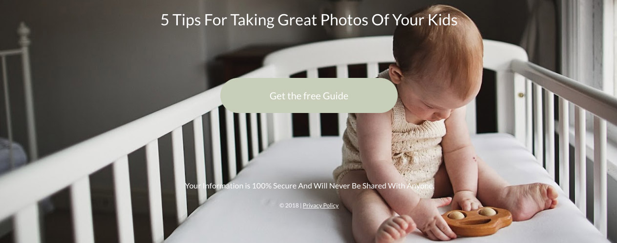 best age for professional photos