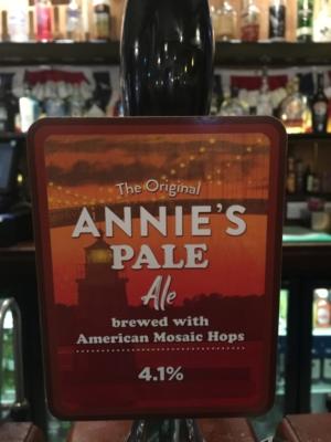 Annie's Pale Ale