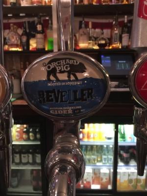 Orchard Pig - Reveller 4.5% Draught Cider