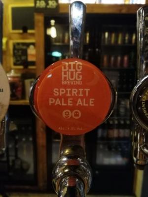 Spirit Pale Ale - Big Hug Brewing
