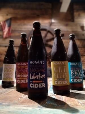 Hogan's Bottled Ciders