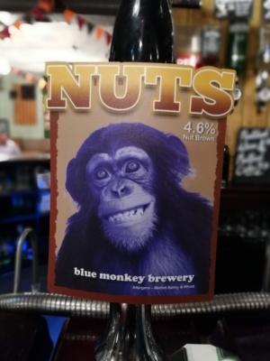 Blue Monkey - Nuts
