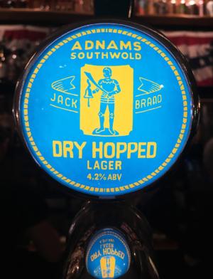 Adnams - Dry Hopped Lager