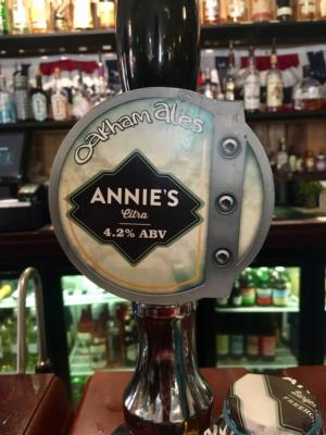 Oakham - Annie's Citra