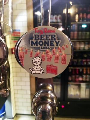 Tiny Rebel - Beer Money