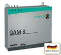 Compact headend  8 DVB-S(2) / DVB-C