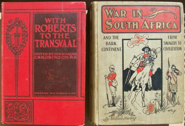 "With Roberts to the Transvaal (Plus ""War in South Africa\"")"