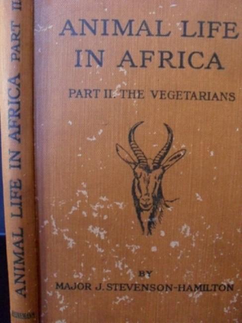 Animal Life in Africa. Part II. The Vegetarians (1917)