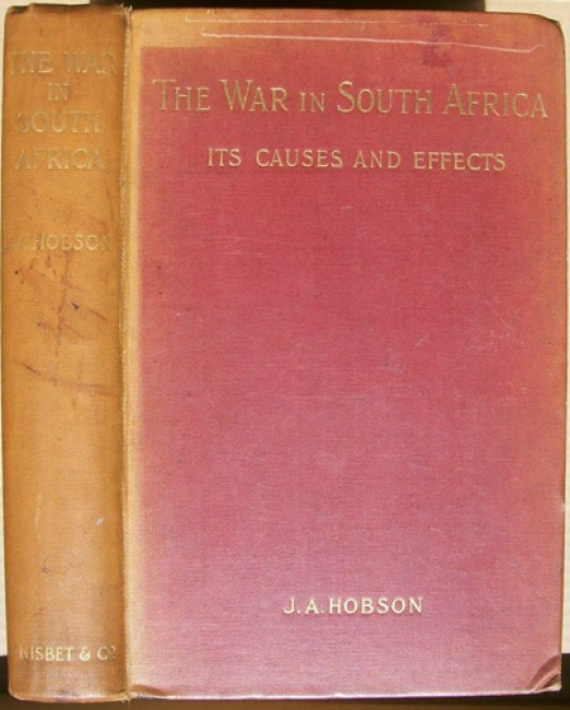The War in South Africa - Its Causes and Effects