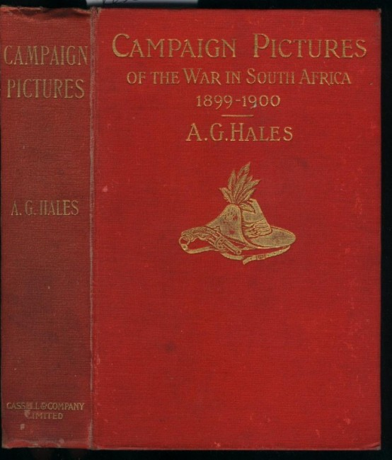 Campaign Pictures of the War in South Africa (1899-1900) Letters from the Front