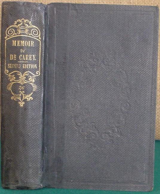 Memoir of William Carey, D.D.