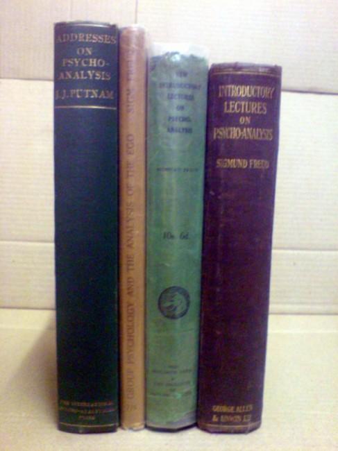 Various Psychology Books