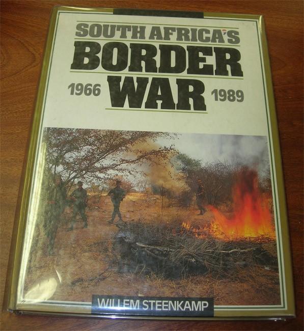 South  Africa\'s  Border  War  1966 - 1989