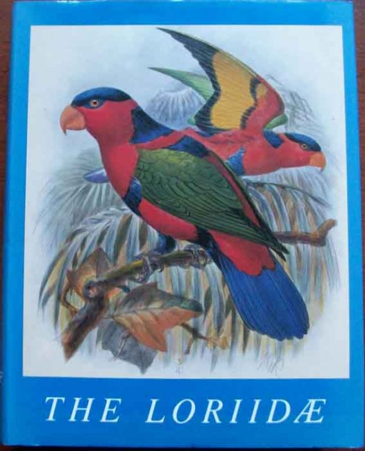 The Loriide.A Monograph of the Lories or Brush-Tongued Parrots