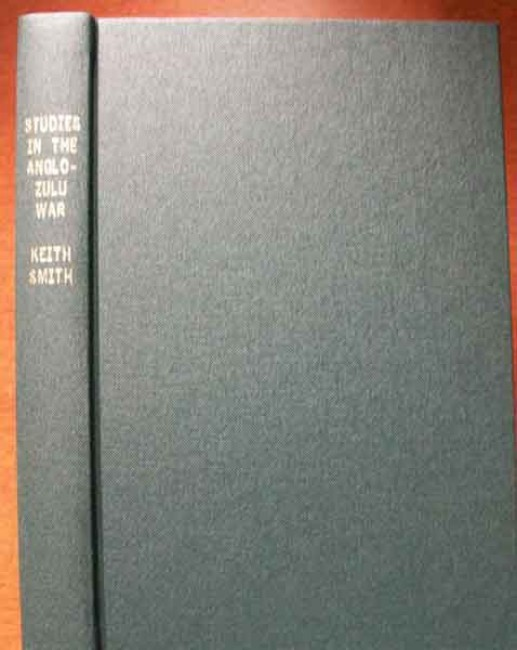 Studies in the Anglo-Zulu War(Signed)