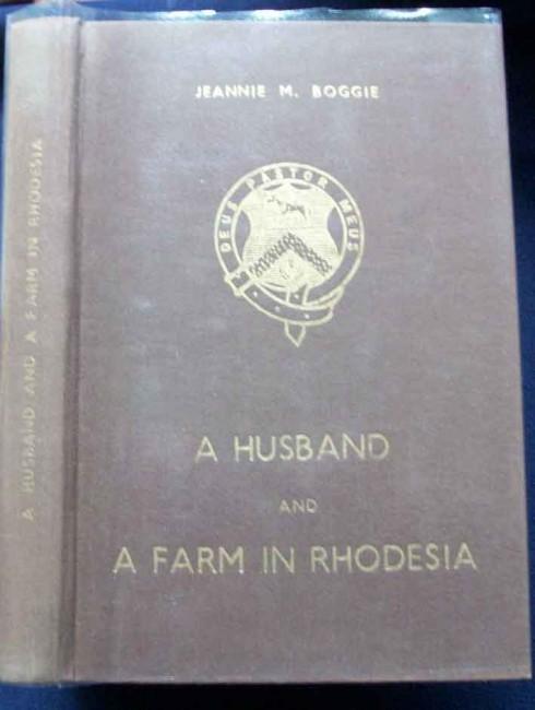 A Husband and A Farm in Rhodesia