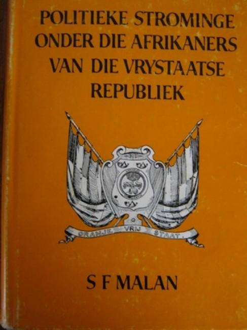 Politieke Strominge onder die Afrikaners van die Vrystaatse Republiek (1982)