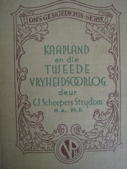 Kaapland en die Tweede Vryheidsoorlog (1943)