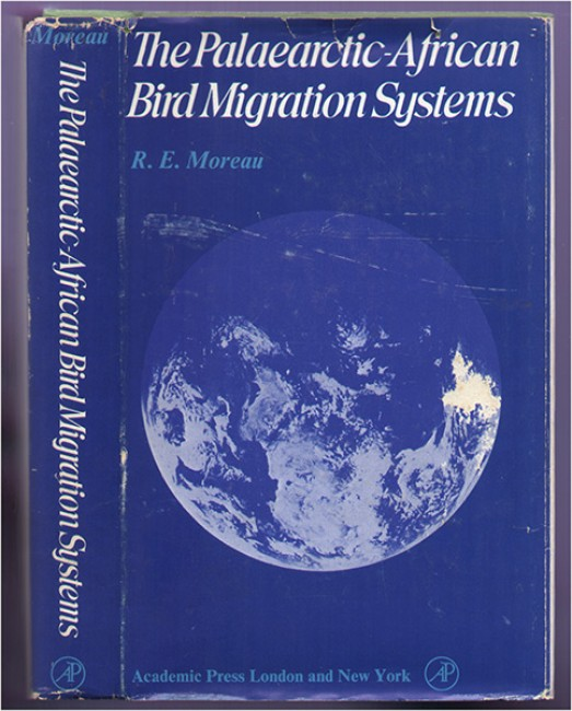 THE PALAEARCTIC-AFRICAN BIRD MIGRATION SYSTEMS