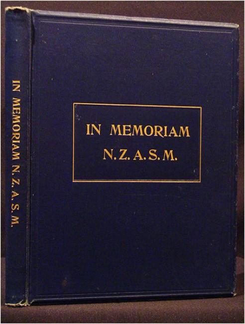 N.Z.A.S.M. (NEDERLANDSCHE ZUID-AFRIKAANSCHE SPOORWEGMAATSCHAPPIJ) IN MEMORIAM