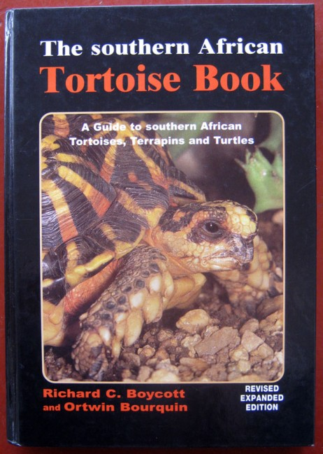 The Southern African Tortoise Book (Signed)