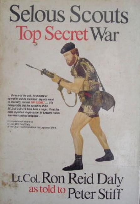 Selous Scouts: Top secret war