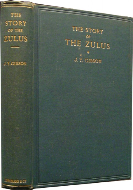 THE STORY OF THE ZULUS
