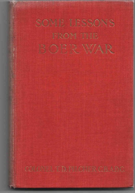 Some Lessons from the Boer War 1899-1902