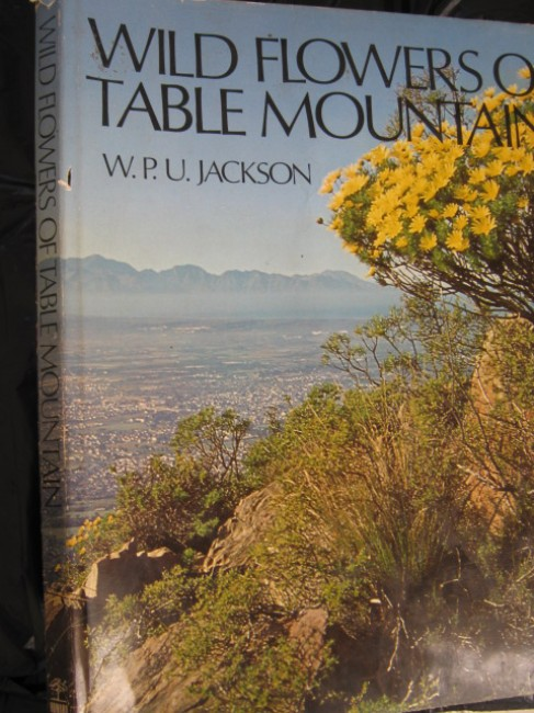 Wild Flowers of Table Mountain (first ed; 1977)