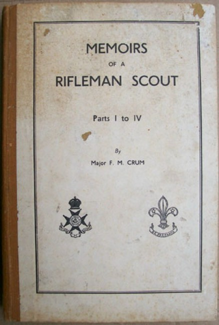Memoirs of a Rifleman Scout Parts I to IV