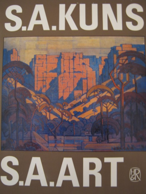 Twentieth Century South African Art (English and Afrikaans plus summaries in French and German; 1966)