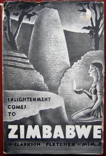Psychic Episodes of Great Zimbabwe - A True Narrative